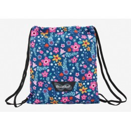 Blackfit8 Flowers Saco Plano