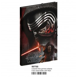Star Wars Carpeta Gomas