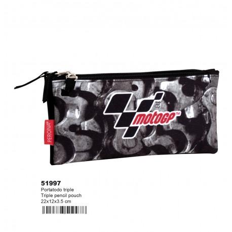 Moto GP Portatodo Triple