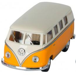 Volkswagen Classical Bus -1962 Amarilla