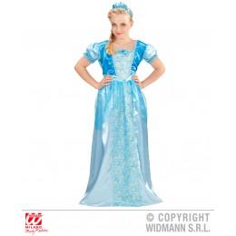 Disfraz Niña Princesa de las Nieves T5/7