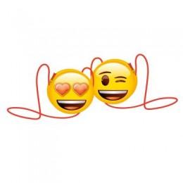 Emoji Bolsito con Forma Ojitos Corazon
