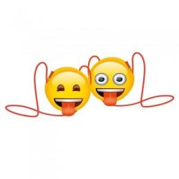 Emoji Bolsito con Forma Sacando Lengua