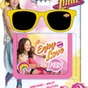 Soy Luna Set Gafas+ Billetera