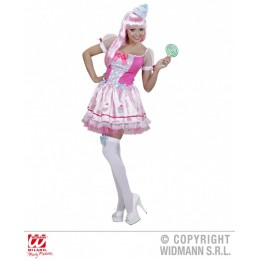 Disfraz Chica Cupcake - Talla  S