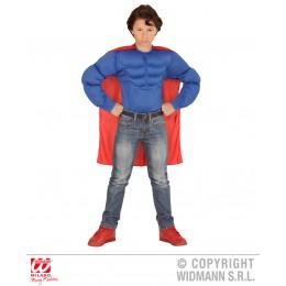 Disfraz Niño Super-Heroe Talla 5/7 Años