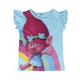 Trolls Camiseta M/C T 6 Años