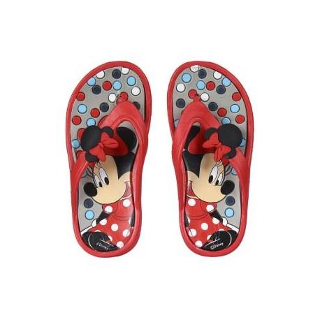 Minnie Mouse Chancla Premiun T-27