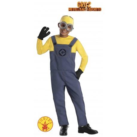 Disfraz Minions Dave Niño T - S
