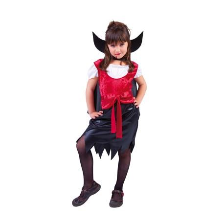 Disfraz Niña Drakulina Talla L