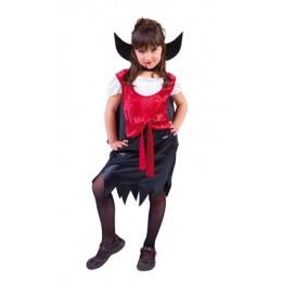 Disfraz Niña Drakulina Talla M