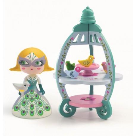 Arty Toys Princesa Comba& sus Pajaritos