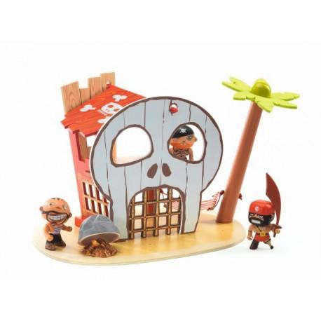 Arty Toys Ze Pirata Island