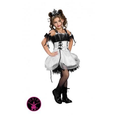 Disfraz Niña Bella Halloween Talla S