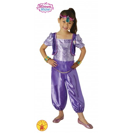 Disfraz Niña Shimmer Classic Talla 3-4