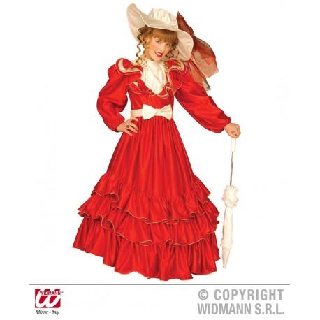 Disfraz Niña Clementina talla 5-7 Años