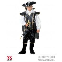 Disfraz Niño Corsario Talla 8-10 Años