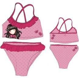 Gorjuss Bikini Rosa Mariposas Talla-8