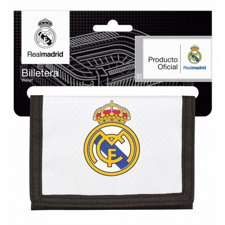 Real Madrid Billetera 1ª Equipación
