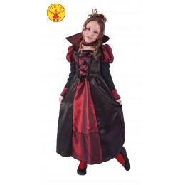 Disfraz Mis Dracula T-S 3-4 Años