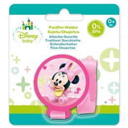 Minnie Pinza Porta Chupete Disney Baby