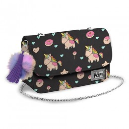 Oh my pop Bolso Satchel Cadena Popnicor