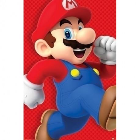 Super Mario Poster 91x61 Cm.