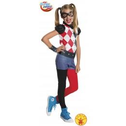 Disfraz Niña Harley Quin Talla-S