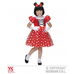 Disfraz Infant Ratoncita 110 - 3-4 años