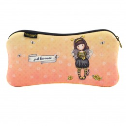 Gorjuss Funda Neopreno P/Lápices Amarill