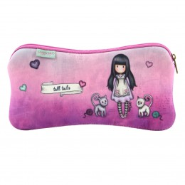 Gorjuss Funda Neopreno P/Lápices Rosa