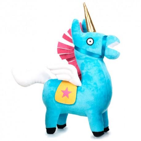 Fourgnight Unicornio alado azul