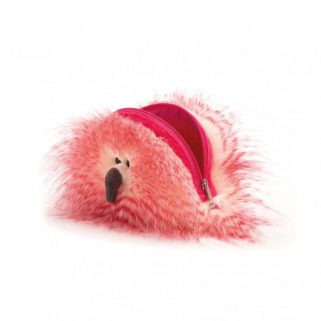 Jellycat Neceser Fluffy Bag
