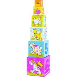 Cubos Apilables Susibelle de Goki