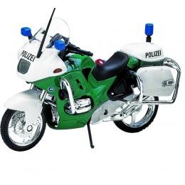 BMW R 1200 RT Moto Policia Verde