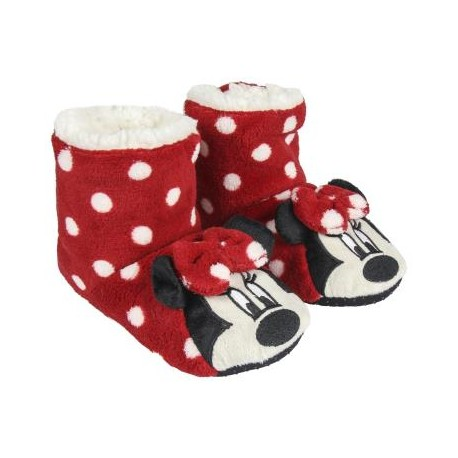 Minnie Zapatillas de casa Bota T-30/33
