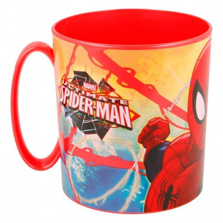 Spiderman Taza Microondas