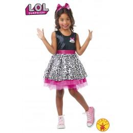 Difraz Diva LOL Infantil Talla M