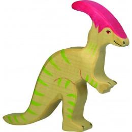 Dinosaurio Parasaurolophus 14 Cm.