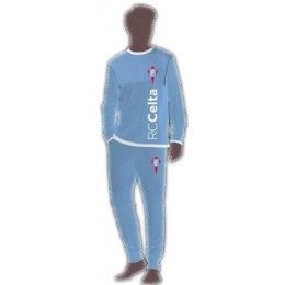 Real Club Celta Pijama M/L Talla 4