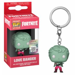 Fortnite Llavero pocket Love Ranger