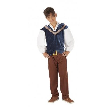 Disfraz Infantil Medieval Romeo T-M