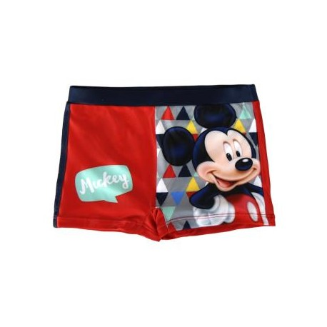 Mickey Mouse Boxer Baño T - 6 Años