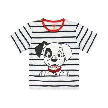 Disney Camiseta 101 Dalmatas T-3-4 años