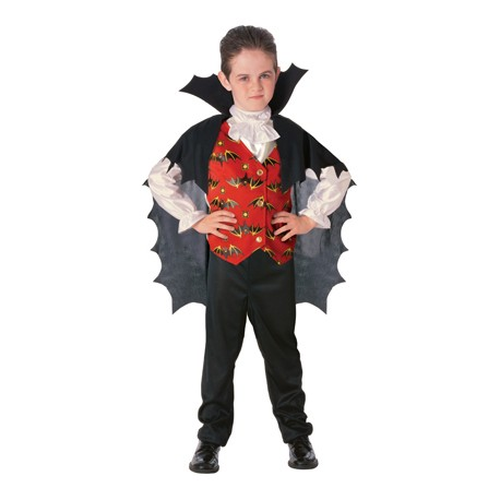 Disfraz Niño Dracula Talla L