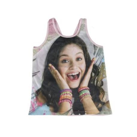 Soy Luna Camiseta Malla Tirantes T 10 A