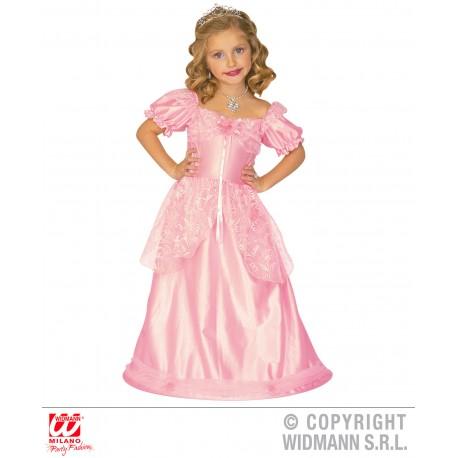 Disfraz Niña Princesa Rosa