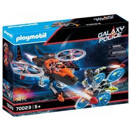 Playmobil 70023 Piratas Galácticos Helic