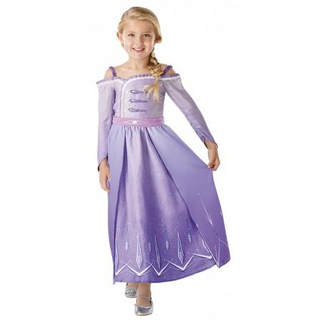 Frozen II Disfraz Elsa Prologe T-S