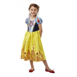 Disfraz Infantil Blancanieves Deluxe T-L